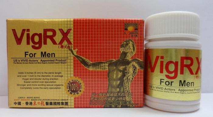 VigRX Plus Albion Medical