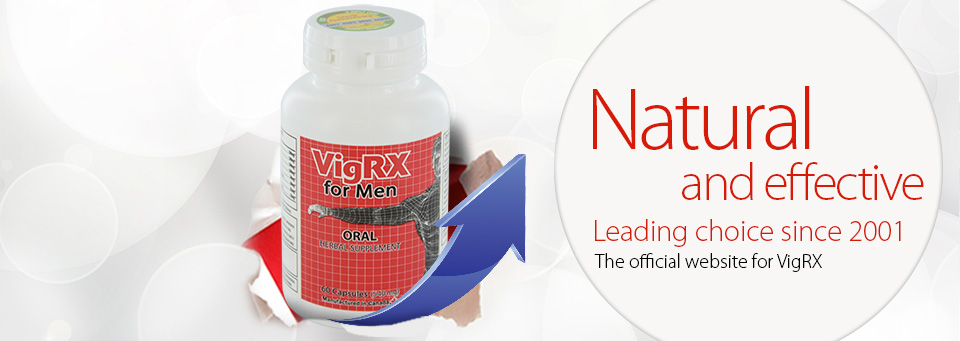 VigRX Plus Erectile Dysfunction