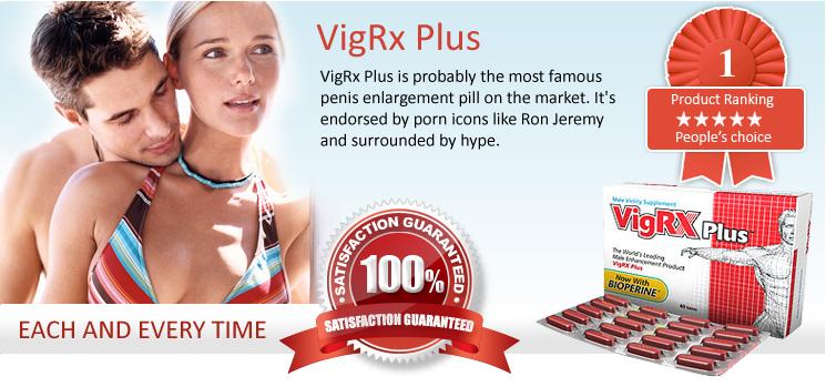 VigRX Plus Vs. Magna RX