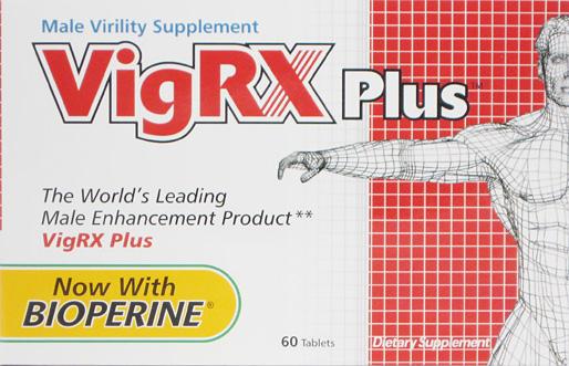 VigRX Plus For Erectile Dysfunction